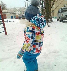 Горнолыжный костюм ,2-3 года