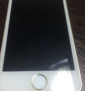 Айфон 5s 16 Гбайт.