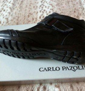 Ботинки Карло Пазолини3