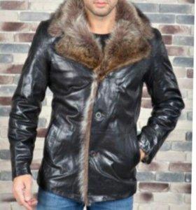 мужская куртка (натуралка)