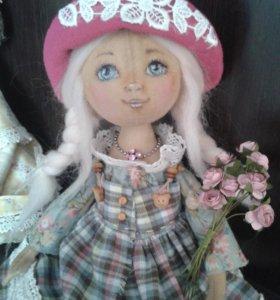 интерьерная кукла Лана