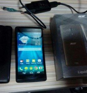 Телефон acer liquid z500 dual sim.