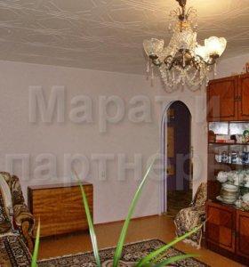 Квартира, 4 комнаты, 71.4 м²