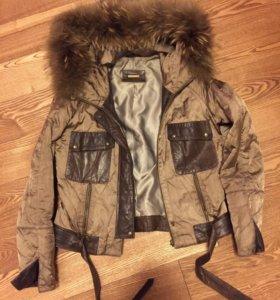 Куртка комбинированная Punto оригинал