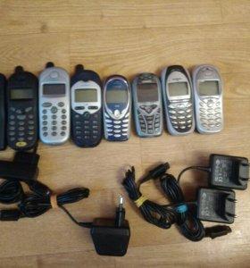 Коллекция телефонов Siemens