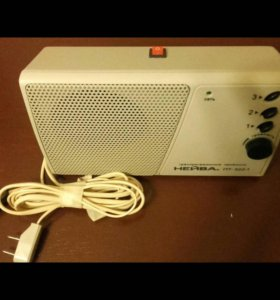 Радиоприёмник Нейва ПТ 322 с таймером