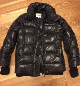 Куртка-пуховик 100%