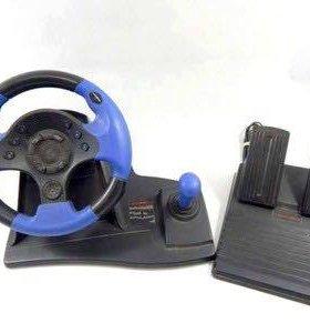 Руль, колеса для игры- cyber race mt172