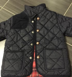 Демисезонная куртка Next р. 98