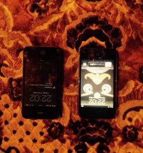 Продаю iPhone 4 и iPod touch 4