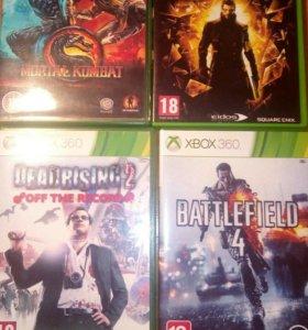 Xbox 360 игры