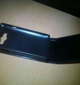"""Флип-кейс 4.3"""" LG l60. Новый!"""