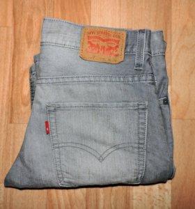 Джинсы Levi's 511 slim fit (зауженные)