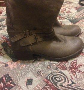 Женские осенние/весенние ботинки