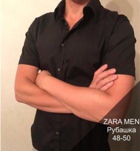 ZARA MAN рубашка размер L