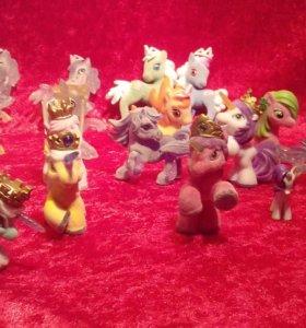 """Куклы Пони, """"Май- Литол пони""""."""