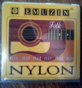 Продам струны для гитары