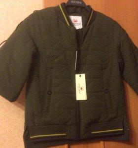 Куртка женская  новая р.46