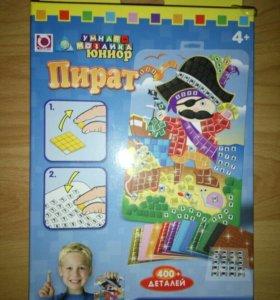 Умная мозайка Юниор игра развивающая для детей
