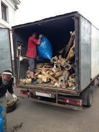 Вывоз и уборка мусора