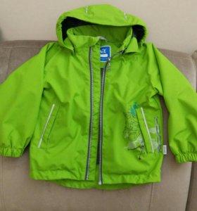 Куртка ветровка Lassie для мальчика р. 92