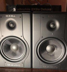Студийные мониторы M-Audio Studiophile BX8a