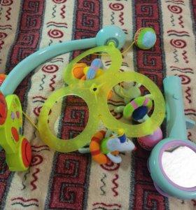 Taf toys Музыкальный мобиль с подсветкой