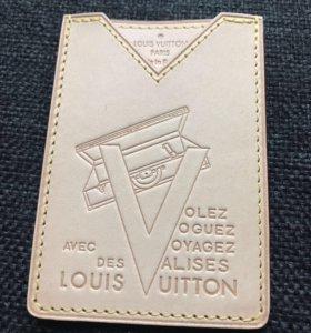 Визитница Louis Vuitton, оригинал