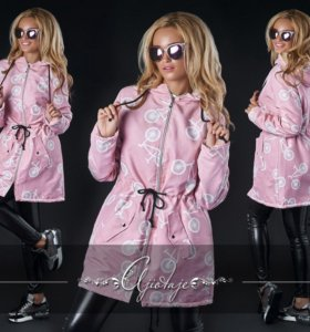 """Новая куртка от """"Ajiotaje"""""""