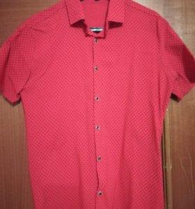 Рубашка мужская ,новая