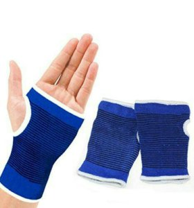 Бандажи (суппорт) на кисть руки. Комплект из 2 шт.