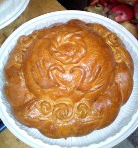 Пироги, курники, уч_почмаки
