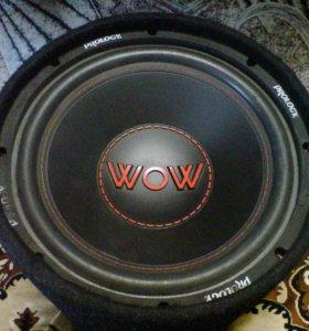 Сабвуфер бочка Prology WOW-12