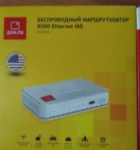 Беспроводный маршрутизатор N300 Ethernet IAD