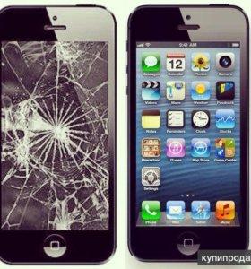 Дисплеи для телефонов и планшетов