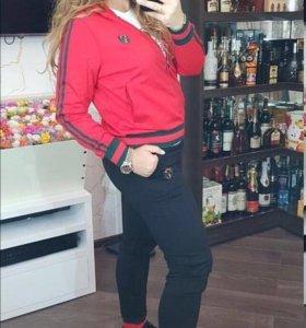 Спортивный костюм 3-ка. НОВЫЙ