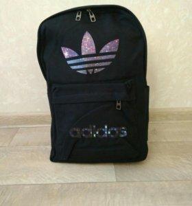 Рюкзак Adidas чёрный