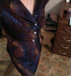 Костюм пиджак+ юбка