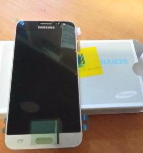 Дисплей Samsung J320F Galaxy J3 (2016) Оригинал.
