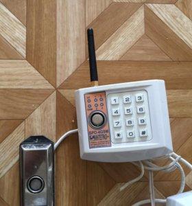 Охранная система GSM беспроводная