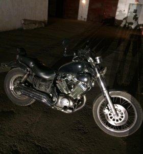 Yamaha xv400 Virago, Ямаха Вираго