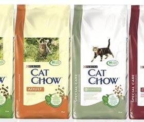 Сухой корм Cat Chow special care