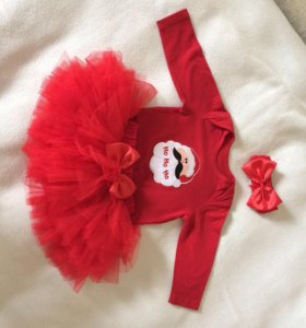 Новогодний костюм для девочки