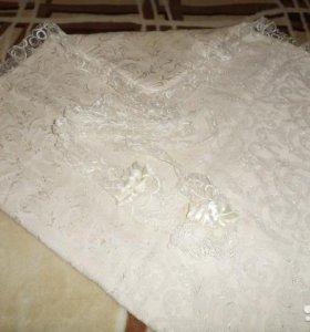 Детское одеяло для выписки новорожденного