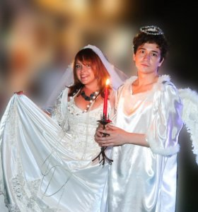 Свадьбы, юбилеи - креатив, зажигательно.
