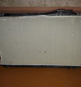 Радиатор на дизельный марк2