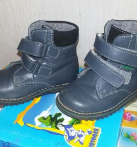 Ботинки Котофей 23 размер