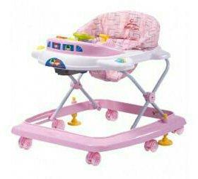 Ходунки Baby Care Tom&Mary новые