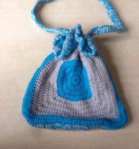 сумочка-мешочек