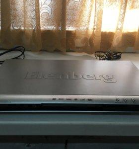 DVD Elenberg P-2445